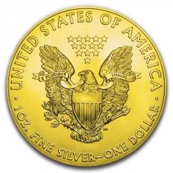 MELANIA TRUMP AMERICAN SILVER EAGLE 1 Oz 2020 1 DOLLAR