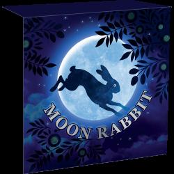 MOON RABBIT JADE 50 g NIUE 2 DOLLARS 2021 SILVER COIN