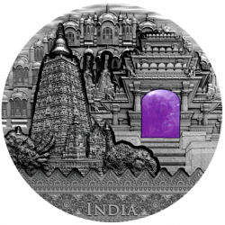 INDIA IMPERIAL ART 2 OZ 2 DOLLARS NIUE 2020