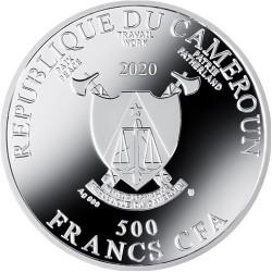 SPIDER THE SECRET GARDEN 17,5 G 500 CFA FRANCS CAMEROON 2020