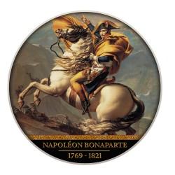 NAPOLEON BONAPARTE 200TH DEATH ANNIVERSARY 10 G 500 CFA FRANCS CAMEROON 2021