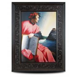 DANTE ALIGHIERI 700 ROCZNICA MASTERS OF ART 1,5 KG SILVER COIN 150 DOLLARS SOLOMON ISLANDS 2021