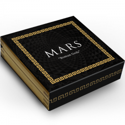 MARS ROMAN GODS 2 OZ 2 DOLLARS NIUE 2021