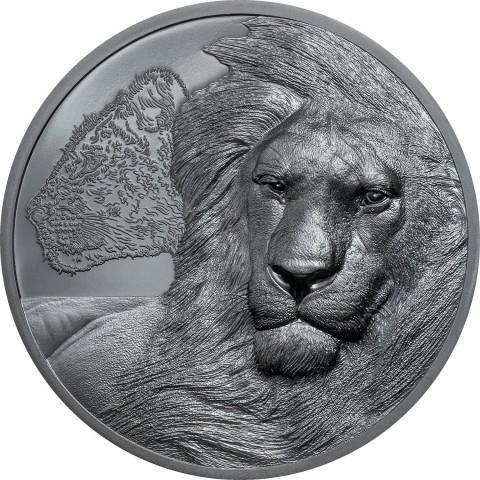 LIONS GROWING UP 2 OZ 1500 SHILLINGS TANZANIA 2021