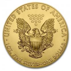 HAPPY BIRTHDAY AMERICAN EAGLE SILVER COIN 1 DOLLAR 1 OZ 2019