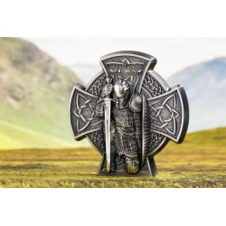 Manannan First King of Mann 5 Pounds 3 Oz Isle of Man 2019