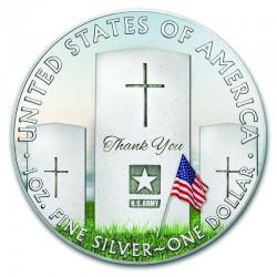 MEMORIAL DAY AMERICAN EAGLE 1 DOLLAR 1 OZ USA
