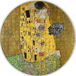 SO PUZZLE ART GUSTAV KLIMT THE KISS 2020 CAMEROON 3000 FRANCS